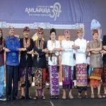 Hadiri HUT 379 Kota Amlapura, Wagub Cok Ace Harap Festival Pusaka Nusantara Dapat Bangkitkan Citra Pariwisata Karangasem