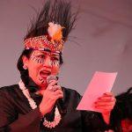 Kolaborasi Ny. Putri Koster-ISBI Tanah Papua Undang Decak Kagum Pengunjung PKB