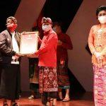 """Gubernur Bali Wayan Koster Tutup Festival Seni Bali Jani II 2020 """"Candika Jiwa Puitika Atma Kerthi"""""""