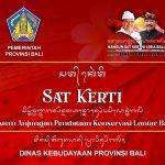 SAT KERTI (Sistem Anjungan Pendataan Konservasi Lontar Bali)